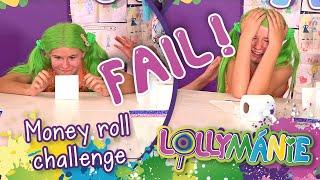 LOLLYMÁNIE - Toaleťák zase na scéně! (#MoneyRollChallenge)