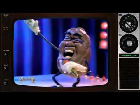 California Raisins Commercial (1986) (Television Commercial)