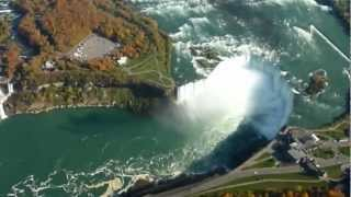 preview picture of video 'Trip to Niagara Helicopters in Fall 2012'