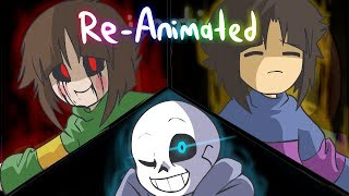 """Glitchtale S1 EP1 