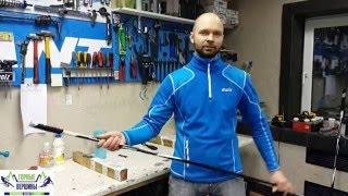 Видео: Лайфхак. Обрезаем лыжные палки в домашних условиях.