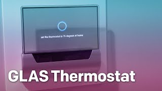 GLAS smart thermostat review: Windows 10 smart-home device with Cortana and Alexa