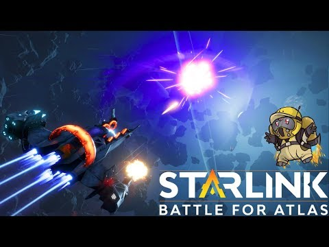 [LIVE] Starlink: Battle for Atlas | Blind Gameplay | Nintendo Switch | Come chat with us!