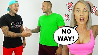 I HAVE A TWIN BROTHER PRANK ON GIRLFRIEND!! *HILARIOUS*