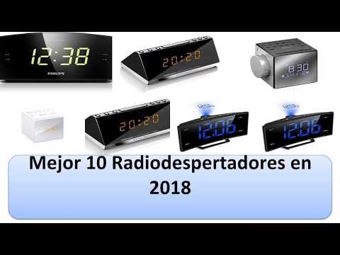 Lo más arriba 10 Radiodespertadores en 2018