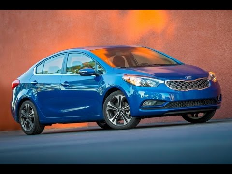 2016 Kia Forte Start Up, Road Test, and Review 1.8 L 4-Cylinder