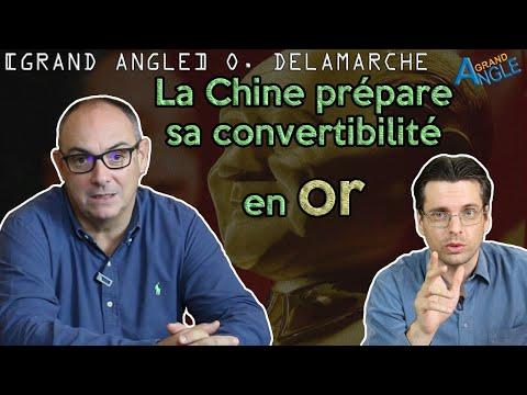 La Chine veut faire du yuan une monnaie convertible en or