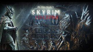 The Elder Scrolls 5  Skyrim 123 серия (Теплый прием)