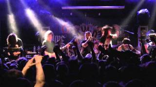2011.01.07 The Word Alive - The Wretched w/ Dave from WCAR (Live in Chicago, IL)