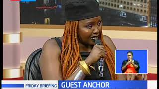 Guest Anchor: Muthoni Drummer Queen - part two