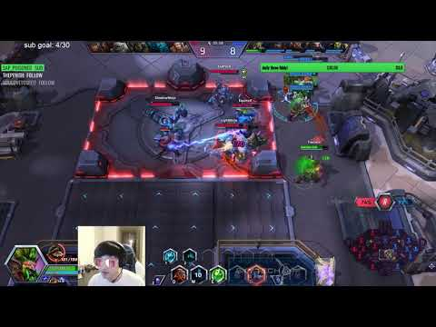 Zuljin TazDingo - The Longest Stacking Game - Grandmaster Storm League Game