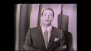 Perry Como Live - I Can Dream, Can't I?