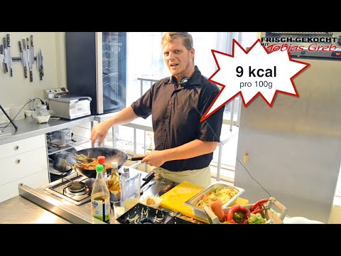 Frisch gekocht 04 | Kalorienarme Nudeln Thai-Art