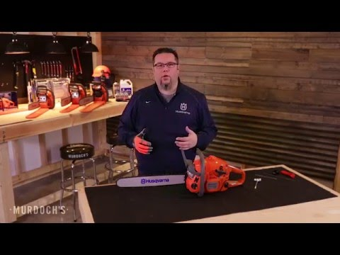 How To Sharpen Husqvarna Chainsaw Chains
