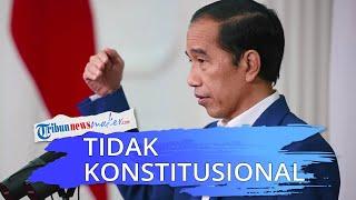 Kabar Jokowi akan Maju Lagi Jadi Capres pada 2024 Terus Digaungkan, MPR: Itu Tidak Konstitusional