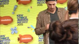 Kendall Schmidt & Sofia Reyes Meeting Fans in Mexico