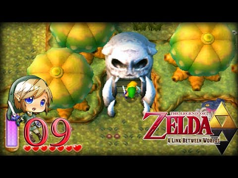 The Legend of Zelda A Link to the Past 3DS Walkthrough