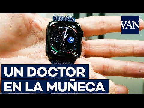 [APPLE WATCH] Un doctor en la muñeca