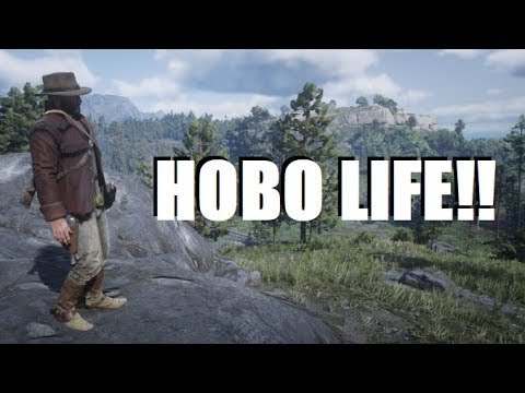 Red Dead Redemption 2 Online Upgrading the Hobo Camp and More LIVE!