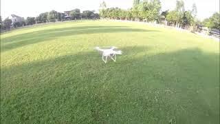 DJI Phantom Test Terbang