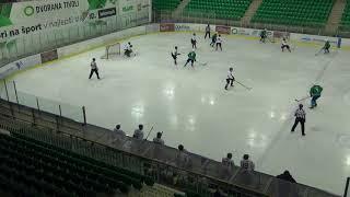 Člani DP 17.1.2018 HK SŽ Olimpija – HDK Maribor 16:1