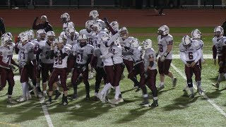 Highlights: East Lyme 21, Waterford 14