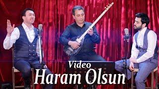 Uzeyir Mehdizade & Aqsin Fateh - Haram Olsun ( clip ) 2019