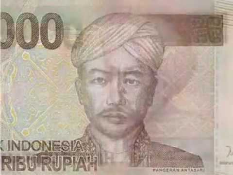 Indonesian Rupiah Turns Alive