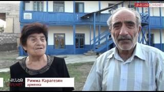 Армяне и азербайджанцы - по ту сторону Дебеда