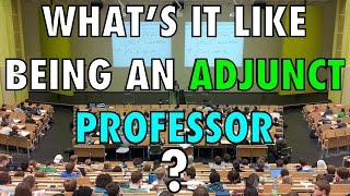 What's It Like Being An Adjunct Professor? The sad, secret lives of community college teachers.