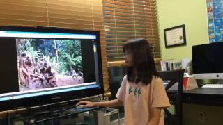 더바인- Land Diver 영상 나레이션