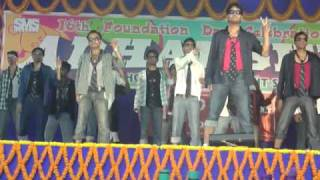 SMS College Adharsila Funny Dance By VickyMP4