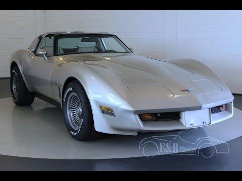 1982 Chevrolet Corvette for Sale - CC-1021144