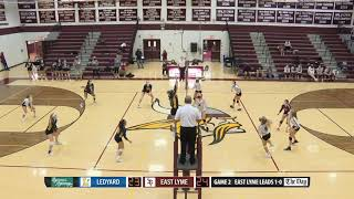 ECC volleyball highlights: East Lyme 3, Ledyard 1