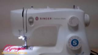 SINGER FashionMate 3342 обзор серии
