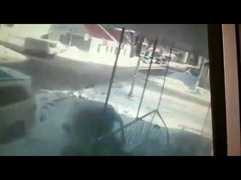Смертельное ДТП с участием сына депутата Самарской губдумы попало на видео