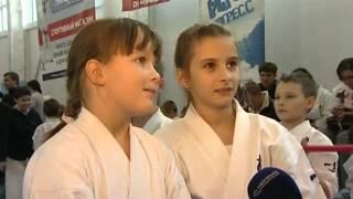 """Областные отборочные соревнования по контактному карате в СК """"Юбилейный»"""