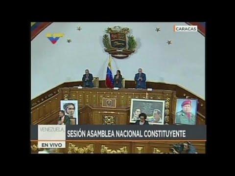 Βενεζουέλα: Η Συντακτική Συνέλευση υποκαθιστά την Βουλή