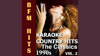 If I Were You (Originally Performed by Terri Clark) (Karaoke Version)