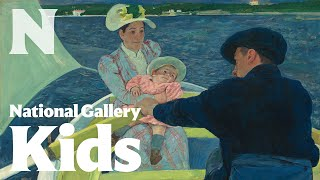 The Boating Party (Cassatt)