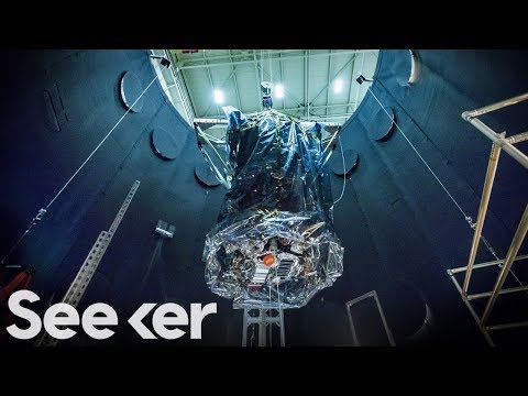 Seeker:  How NASA Built the Fastest Spacecraft Ever