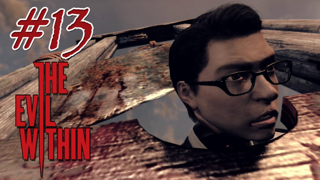 [Let's Play] The Evil Within – 13 – Der Friedhof