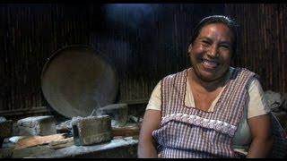 How to make tortillas - Guatemala