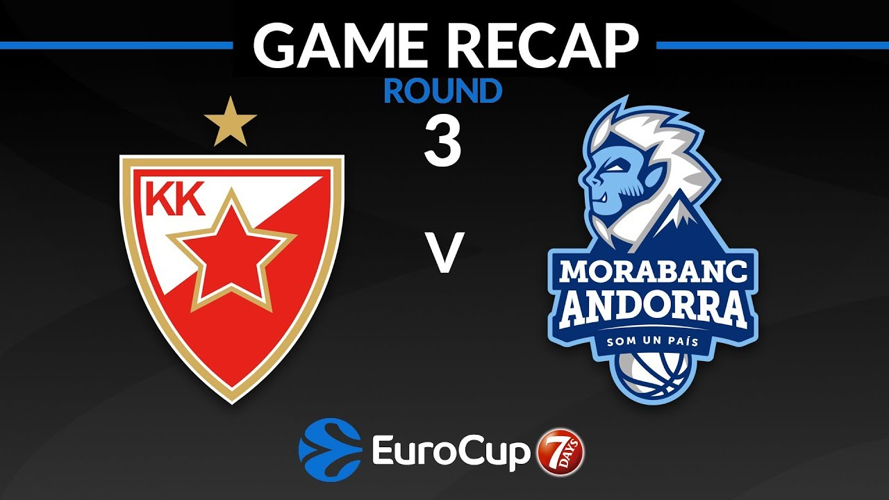 EuroCup / Round 3 / #CZVAND 85:79