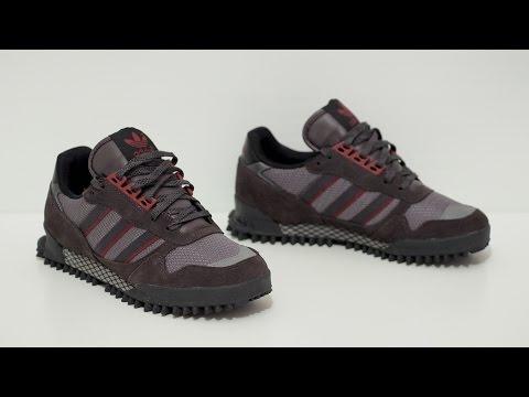 Обзор кроссовок Adidas Marathon TR и Adidas Marathon 10