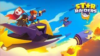 STAR RAIDERS Android Gameplay (Beta Test)