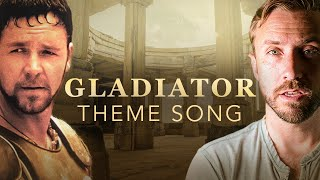 Gladiator Theme Song - Now We Are Free - Peter Hollens (Lisa Gerrard & Hans Zimmer)