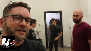 Burnie's Vlog At RTX Sydney | Rooster Teeth