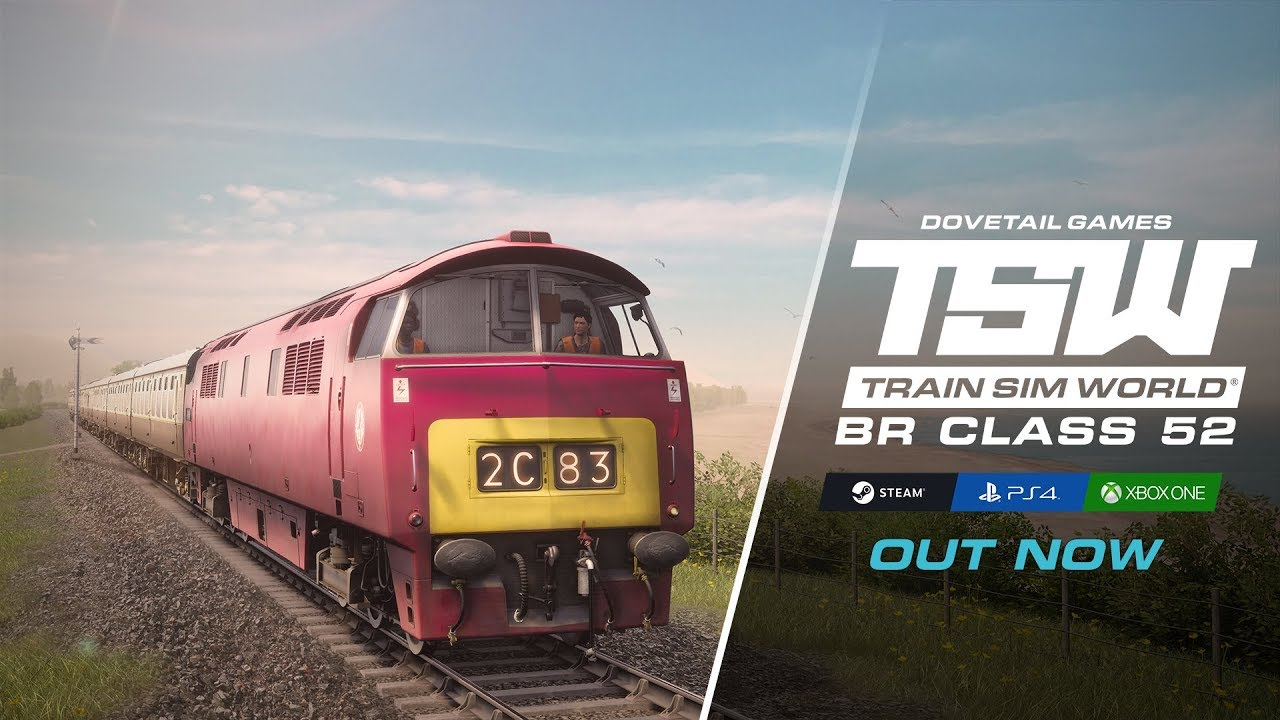 Train Sim World®: BR Class 52 'Western' Loco Add-On video 1