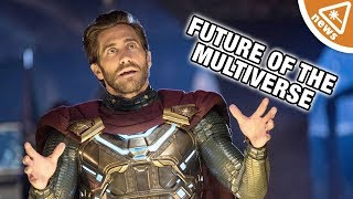 Kevin Feige Teases the Future of Marvel's Multiverse! (Nerdist News w/ Jessica Chobot)